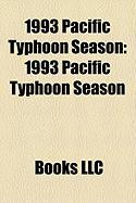 1993 Pacific Typhoon Season: Oslo Accords