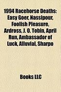 1994 Racehorse Deaths: Easy Goer