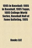 1995 in Baseball: 1995 Ibf World Championships
