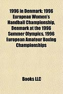 1996 in Denmark: 1996 European Women's Handball Championship