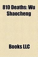 810 Deaths: Wu Shaocheng