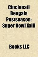 Cincinnati Bengals Postseason: Super Bowl XXIII