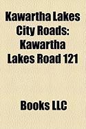 Kawartha Lakes City Roads: Kawartha Lakes Road 121