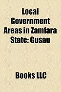 Local Government Areas in Zamfara State: Gusau