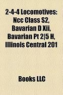 2-4-4 Locomotives: Ncc Class S2
