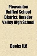 Pleasanton Unified School District: Amador Valley High School