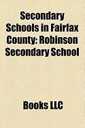 Secondary Schools in Fairfax County: Robinson Secondary School