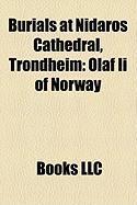 Burials at Nidaros Cathedral, Trondheim: Olaf II of Norway