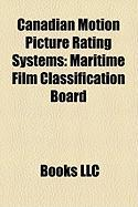 Canadian Motion Picture Rating Systems: Maritime Film Classification Board