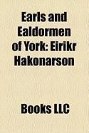 Earls and Ealdormen of York: Eirkr Hkonarson