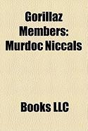 Gorillaz Members: Murdoc Niccals