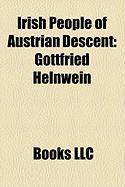 Irish People of Austrian Descent: Gottfried Helnwein