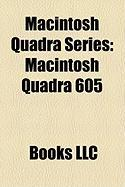 Macintosh Quadra Series: Macintosh Quadra 605