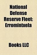 National Defense Reserve Fleet: Erromintxela