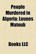 People Murdered in Algeria: Louns Matoub