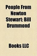 People from Newton Stewart: Bill Drummond