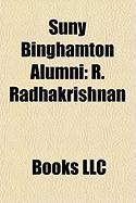 Suny Binghamton Alumni: R. Radhakrishnan