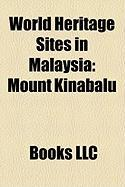 World Heritage Sites in Malaysia: Mount Kinabalu