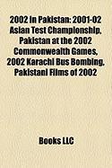 2002 in Pakistan: 2001-02 Asian Test Championship