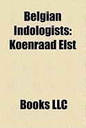 Belgian Indologists: Koenraad Elst