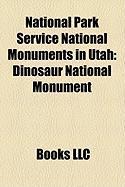 National Park Service National Monuments in Utah: Dinosaur National Monument