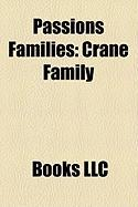 Passions Families: Crane Family