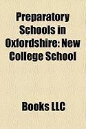 Preparatory Schools in Oxfordshire: New College School, Dragon School, Summer Fields School, Emmanuel Christian School, Oxfordshire