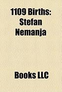 1109 Births: Stefan Nemanja