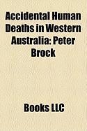 Accidental Human Deaths in Western Australia: Peter Brock