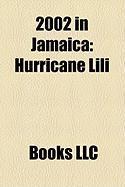 2002 in Jamaica: Hurricane Lili