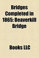 Bridges Completed in 1865: Beaverkill Bridge