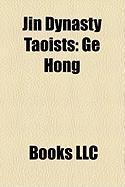 Jin Dynasty Taoists: GE Hong