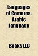 Languages of Comoros: Arabic Language