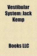 Vestibular System: Jack Kemp