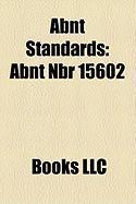 Abnt Standards: Abnt Nbr 15602