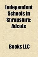 Independent Schools in Shropshire: Adcote