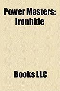 Power Masters: Ironhide