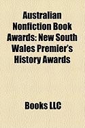 Australian Nonfiction Book Awards: New South Wales Premier's History Awards
