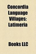 Concordia Language Villages: Latimeria