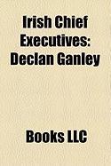 Irish Chief Executives: Declan Ganley, Pat Quinn, Willie Walsh, Dermod Dwyer, Alan Joyce, Nicholas Dunlop, Paul Donovan, Martin Naughton