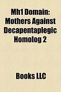 Mh1 Domain: Mothers Against Decapentaplegic Homolog 2, Mothers Against Decapentaplegic Homolog 7, Mothers Against Decapentaplegic