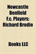 Newcastle Benfield F.C. Players: Richard Brodie