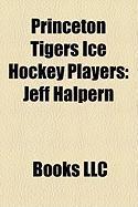 Princeton Tigers Ice Hockey Players: Jeff Halpern