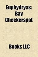 Euphydryas: Bay Checkerspot