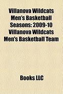 Villanova Wildcats Men's Basketball Seasons: 2009-10 Villanova Wildcats Men's Basketball Team