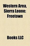 Western Area, Sierra Leone: Freetown