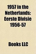 1957 in the Netherlands: Eerste Divisie 1956-57