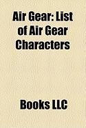 Air Gear: List of Air Gear Characters