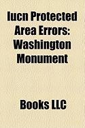 Iucn Protected Area Errors: Washington Monument