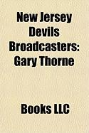 New Jersey Devils Broadcasters: Gary Thorne